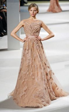 Ellie Saab 2011 #uniquewedding