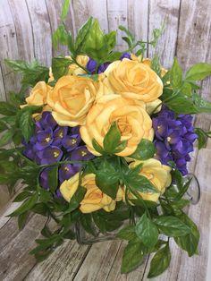 A personal favorite from my Etsy shop https://www.etsy.com/listing/574781608/wedding-bouquet-bride-bouquet-foam