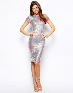 Lashes of London Crystalize Sequin Shift Dress...I NEED THIS!!!!