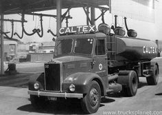We all love a Classic and what is always interesting is contemplating the trucks work history. If trucks could talk I bet there would be some fascinating tales to tell. Vintage Trucks, Old Trucks, Jeep Wk, Fuel Truck, Pompe A Essence, Old Lorries, Jaguar Daimler, Tata Motors, Texaco