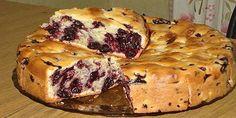 Пирог с чёрной смородиной  Чёрная смородина очень вкусная и полезная ягода. Приготовить пирог с черной смородиной очень просто и быстро! Такой десерт не только вкусен, он также малокалориен.