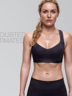 Lindsey Vonn for Under Armour