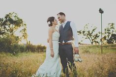 Photographer Feature: Elegant Winery Wedding by Wild Whim - Wedding Party