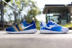 "Image of Nike Roshe Run ""Santa Monica"" Pack"