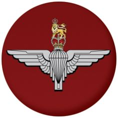 Parachute Regiment Flag British Soldier, British Army, Army Badges, Military Flags, Parachute Regiment, War Photography, Paratrooper, Caves, Armed Forces
