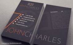 Simple Business Card Design Ideas | Beginner's Guide To Designing ...