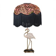 <p>House of Hackney's Flamingo lamp stand will add a dose of personality to your home. Paired with our Tilia lampshade in 'Mey Meh', it's the boldest ...