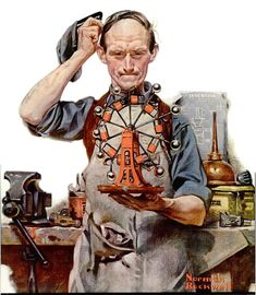 norman rockwell | Tumblr