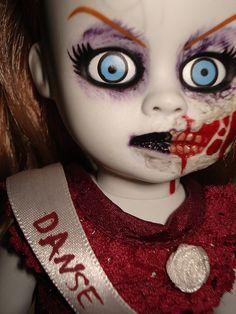 Living Dead Doll Series 2. Deadbra Ann