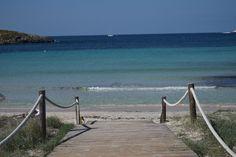 Conhecendo - Ibiza Finalmente matando a saudade da praia e nesse paraído.