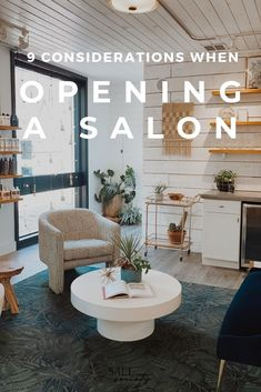 Tips When Opening a Salon