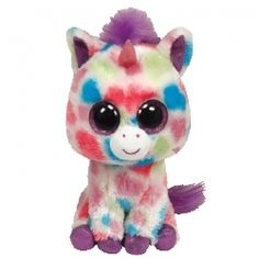 Ty Beanie Boos Large Wishful the Unicorn