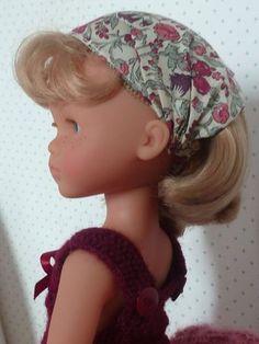 TUTO foulard Chéries* - Ma p'tite école de couture... Voici un tuto pour réaliser un foulard élastiqué pour les Chéries.