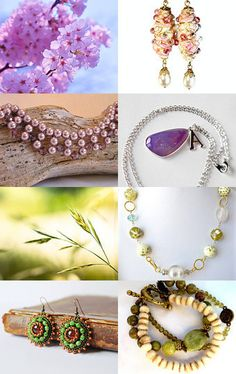 JEWELS ON ETSY by Sun in VIRGO on Etsy--Pinned with TreasuryPin.com