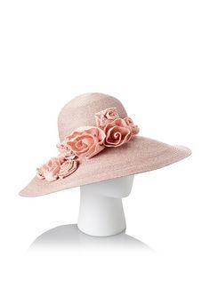 Giovannio Women's Milan Swinger Lace Rosettes Hat, Faded Pink, http://www.myhabit.com/redirect/ref=qd_sw_dp_pi_li?url=http%3A%2F%2Fwww.myhabit.com%2Fdp%2FB00HMB6G7G