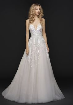 Hayley Paige - Style 6762 Starlie Hailey Page Wedding Dress 78a3641e679b