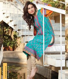 LSM komal Embroidered  Kurtis LSM_2B