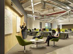 Gallery of Skype HQ / Design Blitz - 4