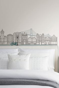 Globe Trotter Wall Art Kit//