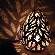 terre ceramics by terreceramicas on Etsy Ceramic Clay, Ceramic Lamps, Ceramic Lantern, Ceramic Light, High School Ceramics, Ceramic Techniques, Ceramics Ideas, Ceramics Projects, Clay Projects