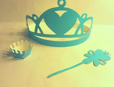 Hey, I found this really awesome Etsy listing at https://www.etsy.com/listing/259529579/princess-party-crown-and-wand-girls