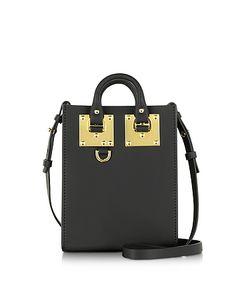 Black Albion Nano Tote Bag #DesignerHandbags #DesignerShoes