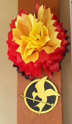 Hunger Games Decorations