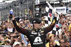 2014 NASCAR Sprint Cup Series, Indianapolis
