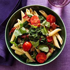 BLT Pasta - FamilyCircle.com