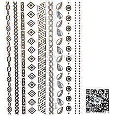 Imagen de http://g01.a.alicdn.com/kf/HTB1M3hkIXXXXXbnXpXXq6xXFXXXY/1pc-lot-TJ018-Shimmer-Temporary-Tatoo-Bracelet-Strip-Chain-Jewelry-waterproof-Flash-Metallic-fake-tattoo-Sex.jpg.