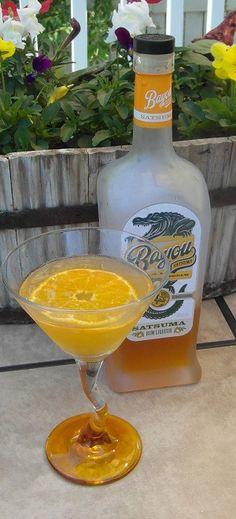 Bayou Rum Satsuma Daiquiri