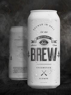 Bitches' Brew #Packaging #Design