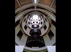Villeurbanne, France, 1984-1988, Mario Botta Architetto Mario, 1984, Architecture, Arquitetura, Architecture Design