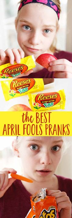 The BEST April Fools Pranks Fun practical jokes for kids, family and coworkers for April Fools Day! Pranks For Coworkers, Funny Pranks For Kids, Funny Kids, Jokes Kids, Kids Pranks, Pranks Ideas, Best April Fools Pranks, April Fools Day Jokes, Practical Jokes