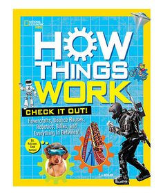 Another great find on #zulily! How Things Work Hardcover #zulilyfinds