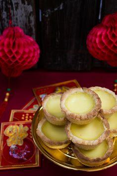 Tartelettes chinoises aux oeufs