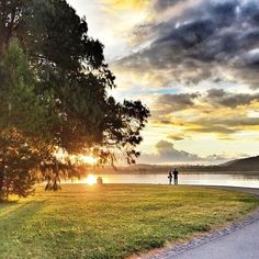 And just like that we say goodbye to another wonderful weekend in the nation's capital... Photo: Instagrammer @doootdot #visitcanberra #seeaustralia