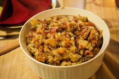 Potato Bread Stuffing | Amish Recipes Oasis Newsfeatures