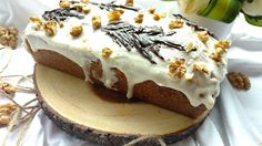 THE BEST Carrot Cake with Cream Cheese Frosting!