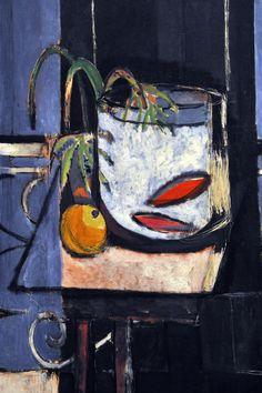 Goldfish e la tavolozza Quai Saint-Michel Parigi di Henri Matisse 1914