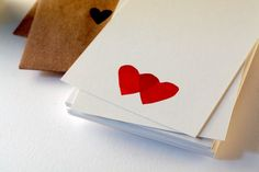 letterpress notecards by Tabletop Made
