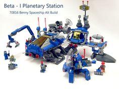 Beta I Planetary Station