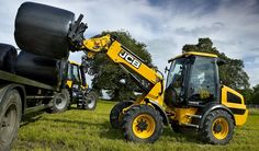 JCB launches new machines at Agritechnica 2013 - Farming UK news