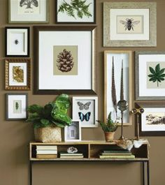 Design a sanctuary in your own home at JOANN. Custom frame nature to create this decor trend.