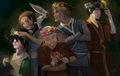 See more 'Avatar: The Last Airbender / The Legend of Korra' images on Know Your Meme! Korra Avatar, Team Avatar, Legend Of Aang, Avatar World, Avatar Series, Avatar The Last Airbender Art, Fire Nation, Zuko, Kids Shows