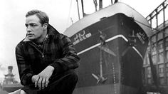 On the Waterfront. Brando, the Contender.