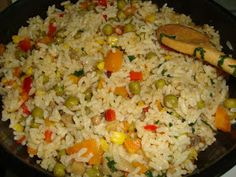 Fried Rice, Food And Drink, Lunch, Dinner, Ethnic Recipes, Salads, Dining, Eat Lunch, Food Dinners
