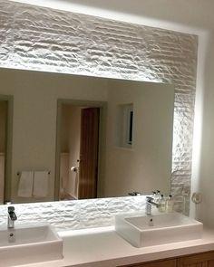 Lighting Sensations - LED backlit mirror
