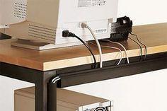 Dicas de decoração: como lidar com cabos e fios