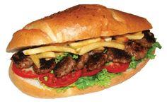 Köfte sandviç için Dilek pastanesi Tuzla şubemize bekleriz.  #dilekpastanesi #tuzla #subesi #dilek #pastane #yiyecek #köfte #sandviç #sandwich #patates #domates